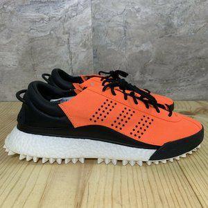 Adidas x Alexander Wang Hike Lo Orange Size 10.5